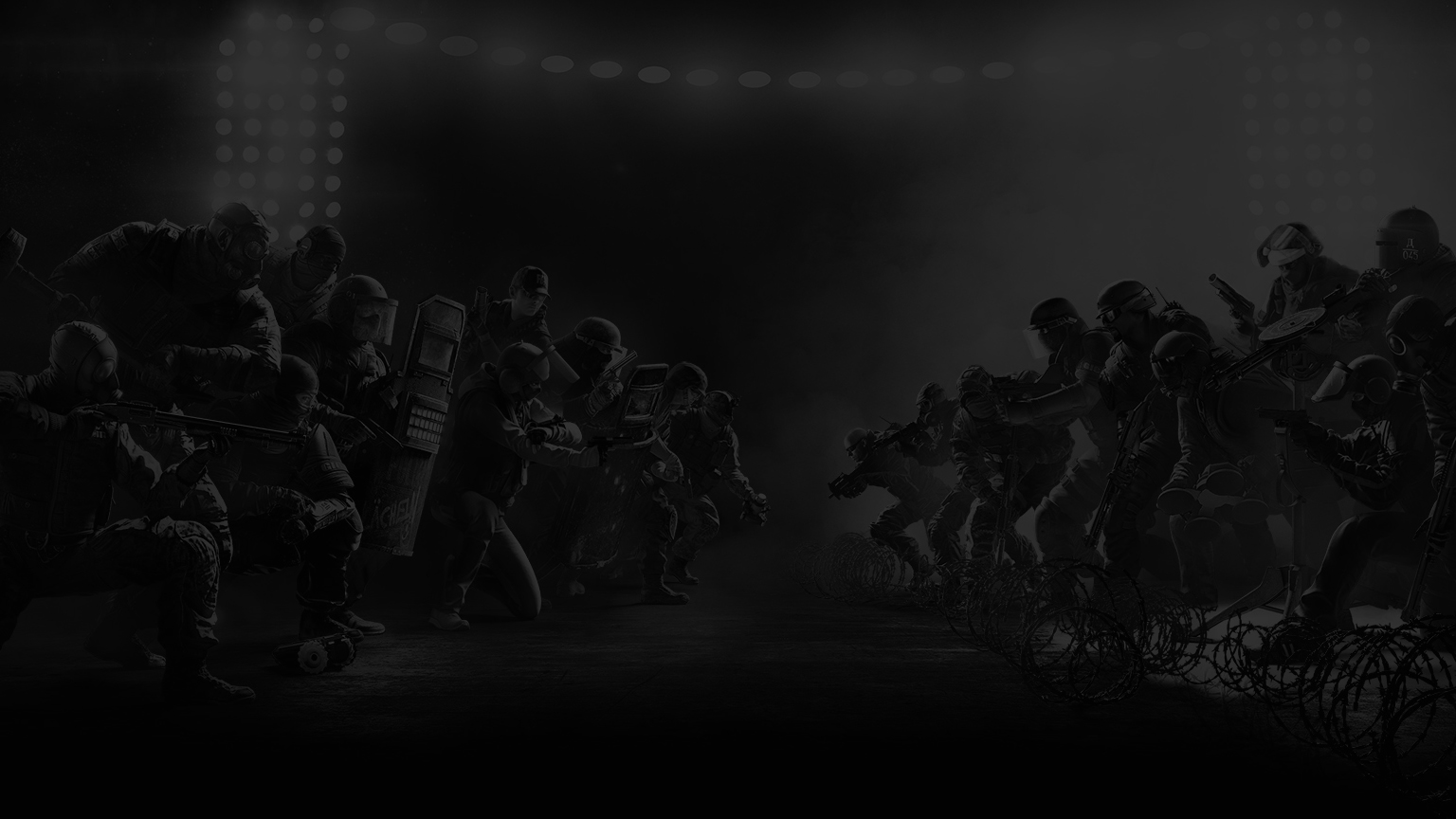 Rainbow Six Background