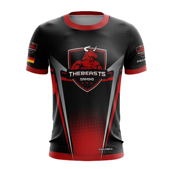 TheBeasts Gaming eSport Jersey
