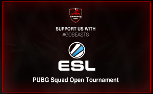 "ESL ""PUBG Squad Open Tournament #36"""